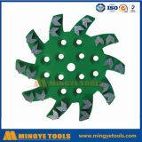 Абразивные диски диаманта/колесо чашки диаманта меля для бетона