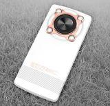 4 à 1 côté du pouvoir 10000mAh avec le haut-parleur de Bluetooth, appels mains libres, Selfie sec