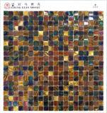 Shell del mosaico con el mosaico de cristal