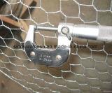Гальванизированное плетение провода высокого качества самым лучшим сплетенное ценой шестиугольное