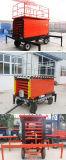 Table élévatrice mobile électrique de modèle neuf avec des conformités de Ce&ISO