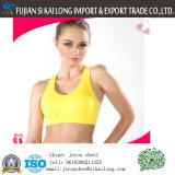 Износ спортов оптовой продажи износа йоги пригодности верхних частей бюстгальтера спортов повелительниц низкой цены
