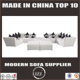 Grande sofà della mobilia di formato con sezionale d'angolo (LZ-229)