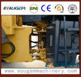 Tipo anteriore caricatore industriale del caricatore della rotella con la benna della roccia (GEM660 6ton)