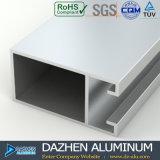 モルディブアルミニウムWindowsのドアのプロフィール6063の合金材料