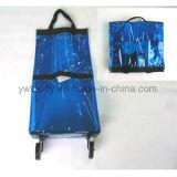2 Wheeles Foldaway Beutel-Karren-Wasser-Beweis-Einkaufen-Laufkatze