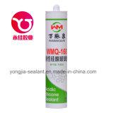 Sealant силикона стеклянной двери слипчивый уксусный (WMQ-168)