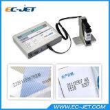 impresora de inyección de tinta de alta resolución de la impresora de la fecha de la altura de la impresión de 12.7m m (ECH700)