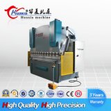 Máquina de dobra servo Eletro-Hydraulic da placa de metal do freio da imprensa de Wd67K