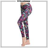 顧客用女性の衣服の適性のヨガのズボン