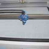 持ち上がる作業プラットホーム(JM-1080H-SJ)が付いている220V/50Hzレーザーの彫版機械