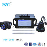 Detector de sensor ultra-sônico de 3m para instrumento de vazamento de tubulação subterrânea Pqwt-Cl400