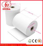 Roulis de papier thermosensible de l'aperçu gratuit 80mm*80mm