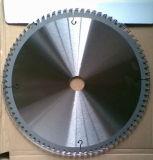 Lame de scie circulaire Tct pour la coupe de métal ferreux