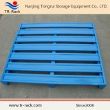 Kundenspezifische Stahlladeplatte für Lager-Speicher-Zahnstange