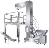 Z печатает транспортер на машинке еды подавая с пластичным ведром для системы транспортера