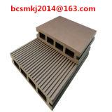 Fácil instalar o revestimento da plataforma de WPC para a construção ao ar livre