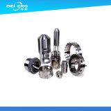 Механически алюминий 7075 частей точности ранга подвергли механической обработке CNC, котор для частей продукта кухни