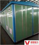Yb10-630kVA에 의하여 Europ 결합되는 변압기 또는 Pretabricated 변전소