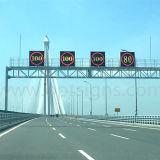 옥외 고품질 풀 컬러 동적인 메시지 Vms 전시 LED 도로 교통 표지