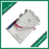 Entrambi i lati hanno stampato il contenitore di Libro Bianco per l'imballaggio del regalo