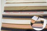 Tessuto del jacquard tinto filato del tessuto di T/C del tessuto del poliestere del tessuto di cotone per la camicia di vestito dalla donna Children' Tessuto di industria tessile della casa dell'indumento di S