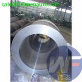 Tubo afilado con piedra 317 del acero inoxidable del barril de cilindro