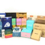 Cadres de empaquetage de papier de produit cosmétique de fantaisie de soins de santé