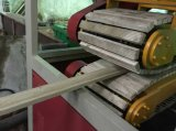 Telha de Mármore Artificial da Tira do PVC Extrusora Plástica do Produto Que Faz a Maquinaria
