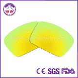 100%UV Anti-Rayent l'enduit de l'Anti-Eau coupant les lentilles de finition de lunettes de soleil