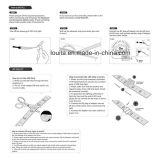 Striscia flessibile approvata di qualità DC12V 120LEDs/M SMD2835 LED