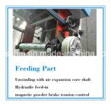Machine de découpage automatique pour le papier ondulé