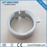 Calefator de faixa cerâmico elétrico do aquecimento uniforme