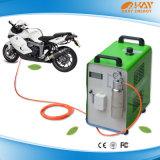 オートバイエンジンのDecarbonizerサービス機械