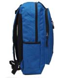 Saco azul da trouxa do portátil do estudante, saco para Hobe, escola da trouxa do ombro do computador, Ol