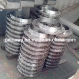 Flange soldada de aço com tamanho personalizado