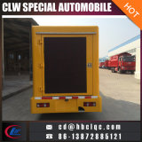 Changan Petrol Publicité LED Truck Advertising Outdoor LED Truck Display