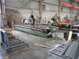 Machine en pierre de Trimming&Cutting de bord pour profiler des brames de pierres