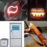 銅および鋼鉄熱い鍛造材の誘導加熱装置