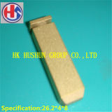 Размер поставкы по-разному штырей датчика латунных с покрытием никеля (HS-UK-002)