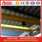 모터 Drive Single Girder Overhead 또는 Bridge Crane