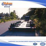 Remorque modulaire de matériel de suspension hydraulique lourde de transport semi