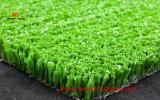 Faseriges künstliches Gras für Tennis-Gericht mit roten grünen oder blauen Farben