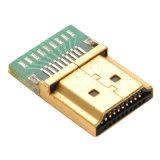 小型ConnectorfマイクロUSBのコネクターが付いているUSBの棒