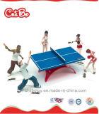 كرة مضرب رياضة رقم نجم [سري] لعبة لعبة بلاستيكيّة ([كب-بف009-ي])