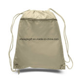 Förderndes Polyester Cheap Drawstring Bags mit Front Pocket