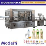 equipamento de processamento de enchimento da água 3in1