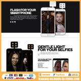 전화 Selfie 지능적인 플래쉬 등을%s Iblazr LED 빛