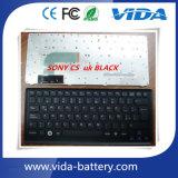 Tastiera del computer portatile/tastiera di gioco per la versione del SONY T13 Svt1311s2CS Regno Unito