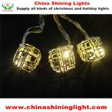 1m 명확한 철사 휴일 파티 훈장 LED 끈 빛